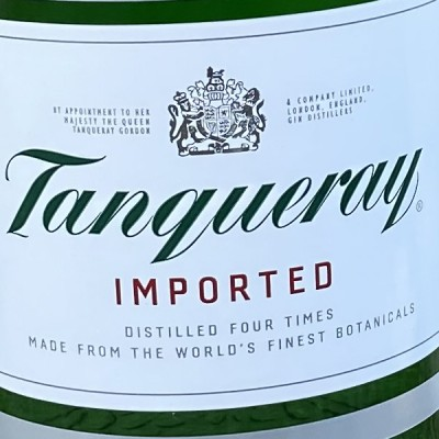 TANQUERAY- GIN - 70cl