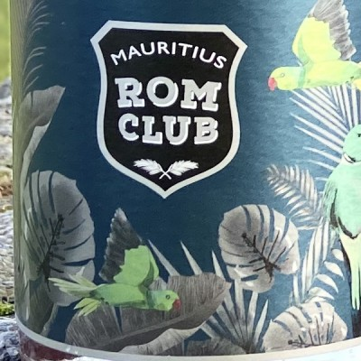 ROM CLUB CLASSIC SPICED - MAURITIUS  -70 cl
