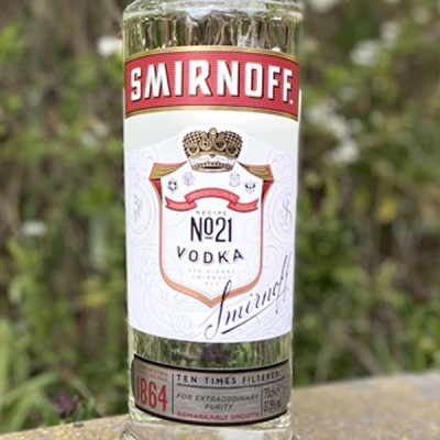 Vodka SMIRNOFF RED - 70 CL