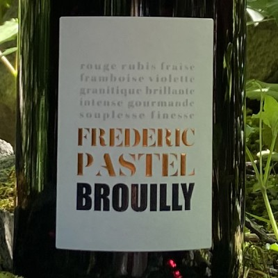 BROUILLY - FREDERIC PASTEL - 2019