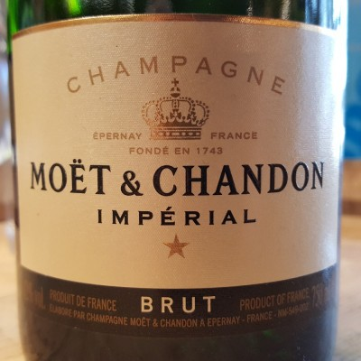Lot Champagne Moët & Chandon Impérial Brut