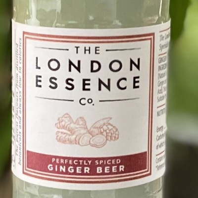 THE LONDON ESSENCE - GINGER BEER - 20 CL