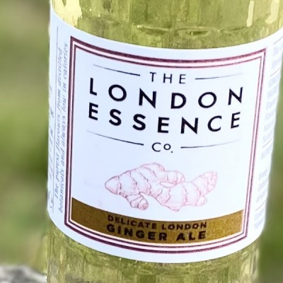 THE LONDON ESSENCE - GINGER ALE  - 20 CL