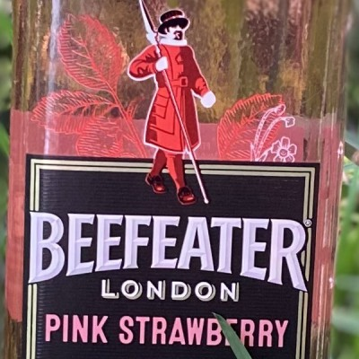 BEEFEATER PINK STRAWBERRY - GIN - 70 cL