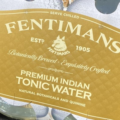 FENTIMANS - TONIC WATER - 20 CL