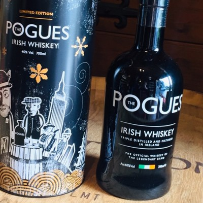 The Pogues Limited Edition - Irish Whiskey